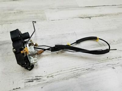 2007 2011 Chevrolet Avalanche 1500 Front Right Door Lock Actuator Oem 108492 In 2020 Door Locks Actuator Door Latch