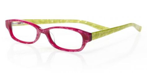 8b8e0f84b9d A classic updated! eyebobs Catcher in the Eye reading glasses in new pink  and green.