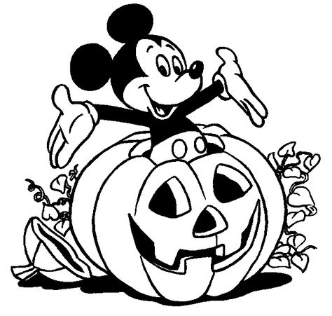 Coloriage Halloween Disney Coloriage Halloween Coloriage