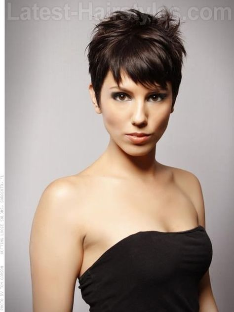 Lovely pixie @ Hair Color and Makeover Inspiration