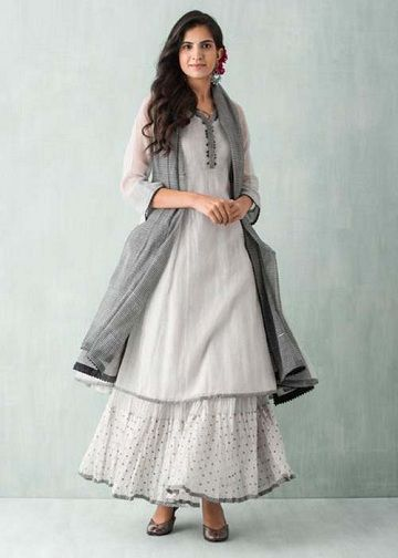 dea31066b97f 15 Best Long And Short Kurtis for Skirts In India | lklllll | Indian ...