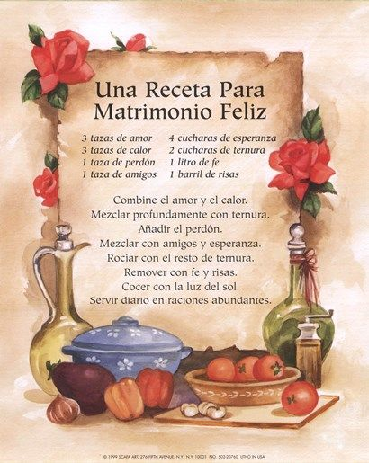 Happy+Marriage+Recipe+(Spanish)