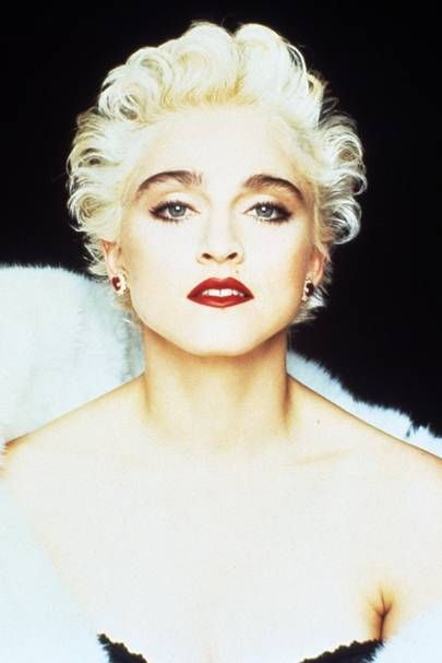 Our Favourite Cool Blondes Of All Time Madonna Madonna 80s Famous Blondes