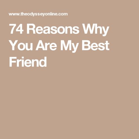An Open Letter To The Best Friend I DidnT See Coming  Open