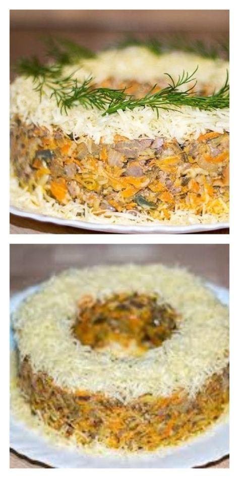 диаграмма салат полковник рецепт с фото них легкодоступны