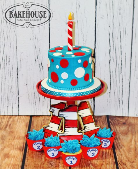 Incredible Gallery Dr Seuss Birthday Party First Birthday Cookies Seuss Cakes Funny Birthday Cards Online Overcheapnameinfo