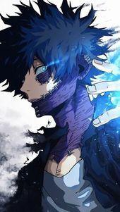 Dabi My Hero Academia Blue Flame 4k Hd Mobile Smartphone And Pc Desktop Laptop Wallpaper Hero Wallpaper Me Me Me Anime Hero