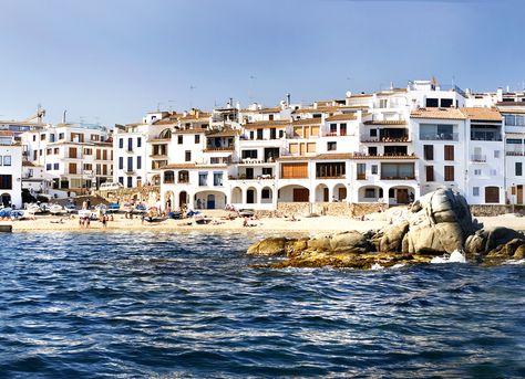 100 Ideeën Over Costa Brava Spanje Vakantie Reizen