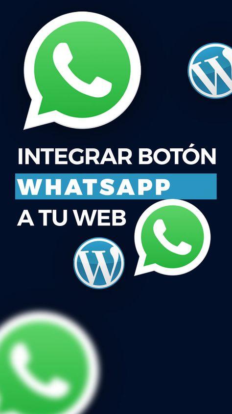 ¡Integra el boton de WHATSAPP  a tu web en 5min!