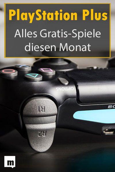 Playstation Plus Gratis Spiele Im Oktober 2018 Gratis Spiele Spiele Und Playstation