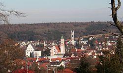 Krumbach, Bavaria, Germany