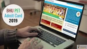 Bhu Pg Admit Card 2019 20 Applicants Download The Bhu Pet Admit Card Only On The Successful Submission Of The Online Application Cards Pets Online Application