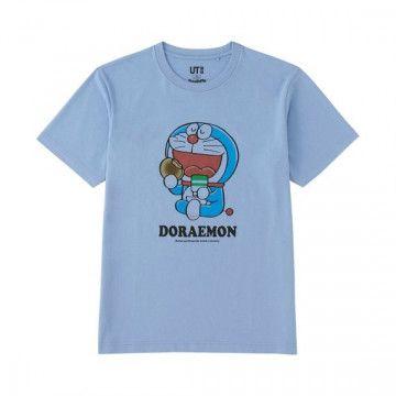 men doraemon graphic short sleeve tshirts t shirt short sleeve tshirt doraemon