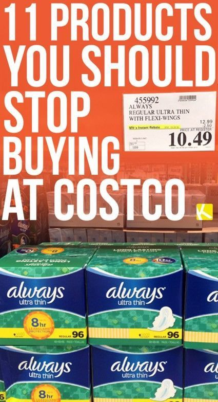 11 Products You Should Stop Buying At Costco Costco Best Deals