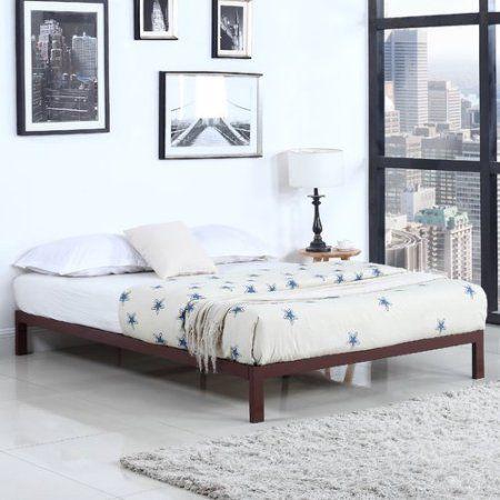Home Metal Platform Bed Platform Bed Frame Bed Frame Sizes