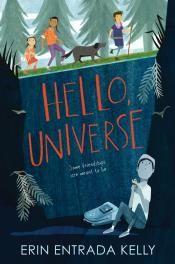 Junior Library Guild : Hello, Universe (Audiobook) by Erin Entrada Kelly