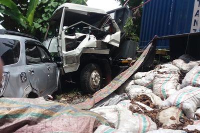 Kembali Tabrakan Beruntun Di Trans Sulawesi Publikreport Com Melaka