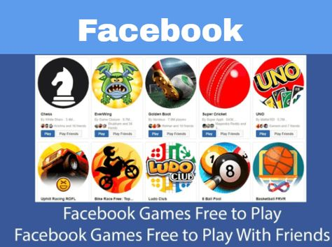 Facebook Game Free To Play | Facebook Game List | Facebook Gameroom