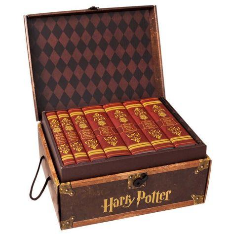 Juniper Books Harry Potter House Sets - Gryffindor/Red