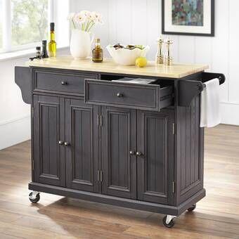 Harris Kitchen Island With Granite Top In 2020 Kitchen Cart Kitchen Design Kitchen Shelves
