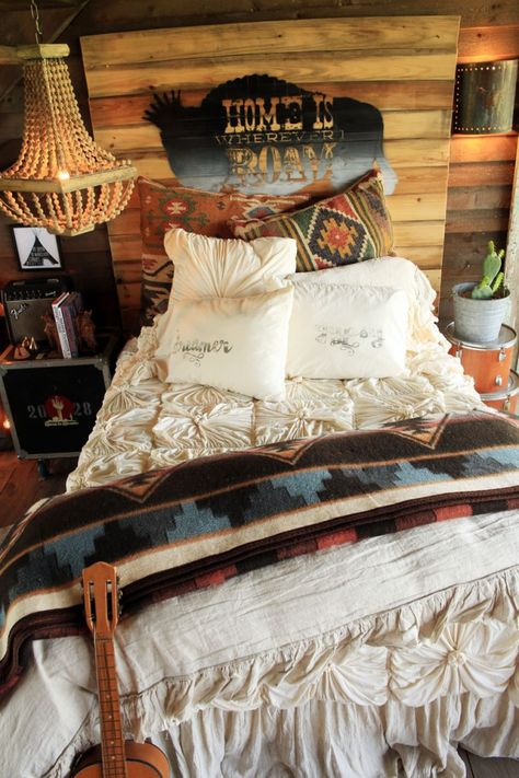 Search results for: 'home goods gypsy dreamer pillow shams dreamerpillowshams' - Junk GYpSy co. Junk Gypsy Bedroom, Cowgirl Bedroom, Western Bedroom Decor, Western Rooms, Home Decor Bedroom, Vintage Western Decor, Bedroom Ideas, Bedroom Inspo, Bedroom Designs