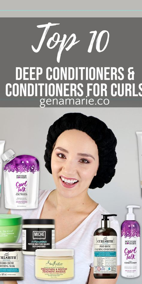Causes of Wet Frizz & Webbing + How to Fix It! - Gena Marie