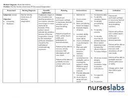 Plan Of Care Nursing Template Google Search Nursing Care Plan