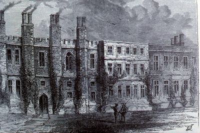 Chelsea Manor, for which the borough of Chelsea, London, is named ...