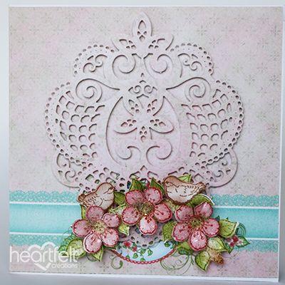 6 Wedding Doves Premade PAPER Die Cuts Scrapbook /& Card Making