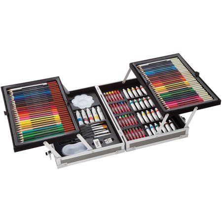 Studio 71 All Media Art Set 126 Pkg Multicolor Paint Set