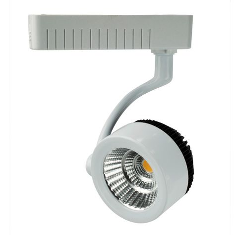 Scotty 7w Led Track Light White Lyco Direct Lamps