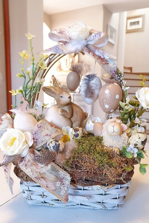 39 Easter Home Decor To Copy Asap