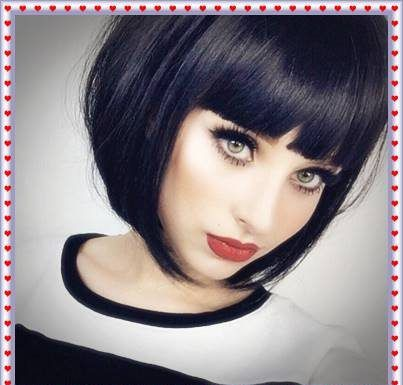 Best Short Bob Hairstyles For 2020 2021 Girls Bob Haircuthaircut Styles And Hairstyles In 2020 Medium Hair Styles Pinterest Short Hairstyles Cute Hairstyles For Short Hair