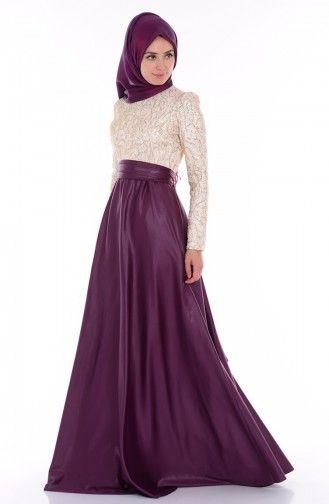 Sefamerve Pul Islemeli Abiye Elbise 1043 04 Murdum The Dress Resmi Elbise Moda Stilleri