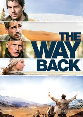 Check Out The Way Back On Netflix Master And Commander Film