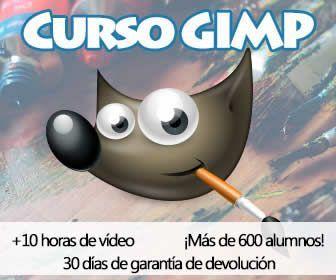 Vídeo Curso Gimp En Español Tutoriales Photoshop Curso De Photoshop
