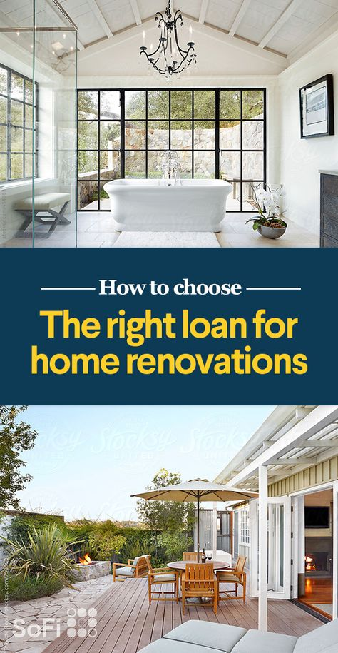 Doing a home remodel on a budget? Aside from getting DIY ideas and inspiration, you'll want to research how to pay for it all. Whether you're looking to upgrade your kitchen, bedroom or bathroom, here are three reasons why a personal loan is ideal.