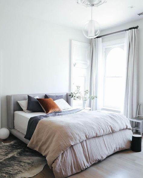 63 Comfy Master Bedroom Design Ideas to Copy Now | Justaddblog.com