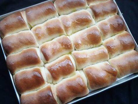 Resep Roti Keset Empuk Enak Banget Oleh Kheyla S Kitchen Resep Resep Roti Resep Roti