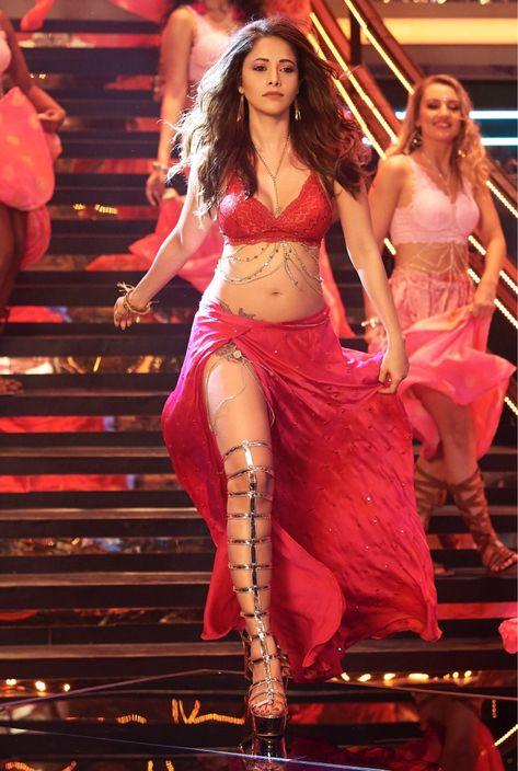 We Cannot Stop Staring At Nushrat Bharucha S Tattoo In This New Song Bollywood Actress Hot Photos Indian Actress Hot Pics Bollywood Girls