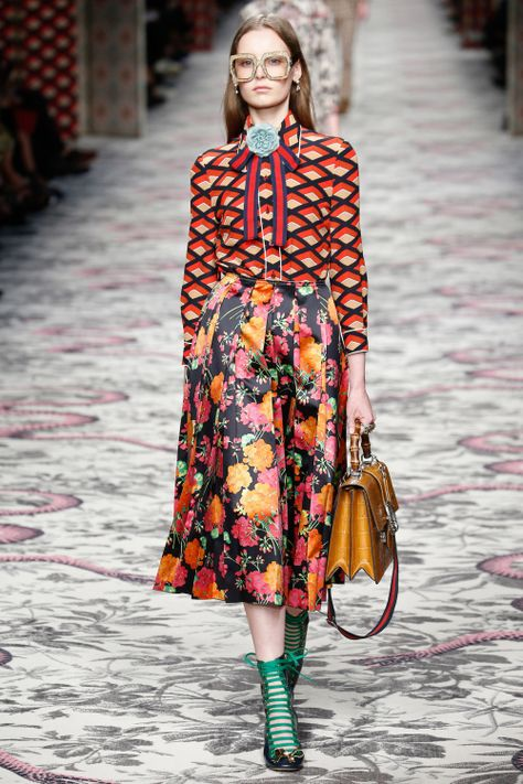 Gucci | Ready-to-Wear - Spring 2016 | Look 52