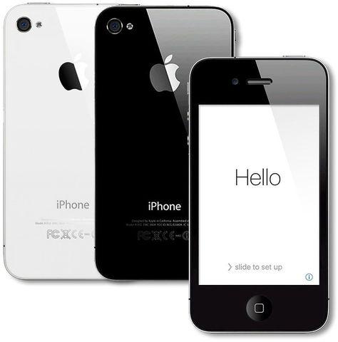 Apple IPhone 4S 16GB Smartphone Verizon No Contract