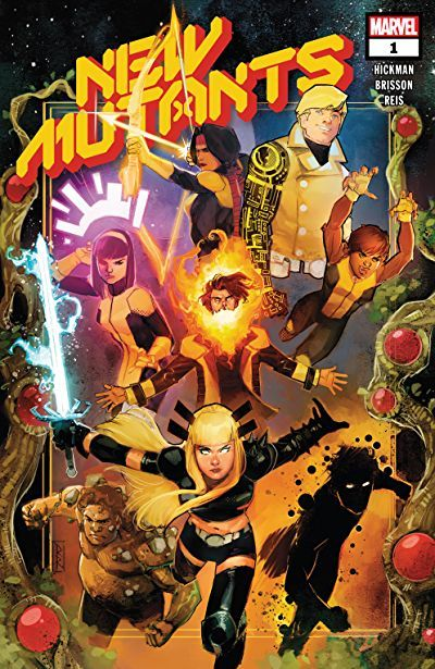 Check Out New Mutants 2019 1 On Marvel In 2020 Marvel Comic Con Marvel Comic Books