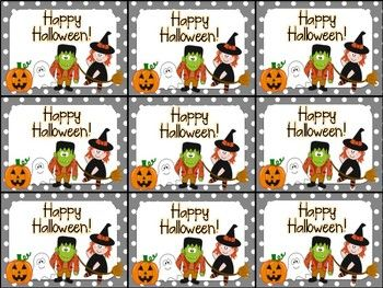 17++ Halloween gift tag clipart ideas in 2021