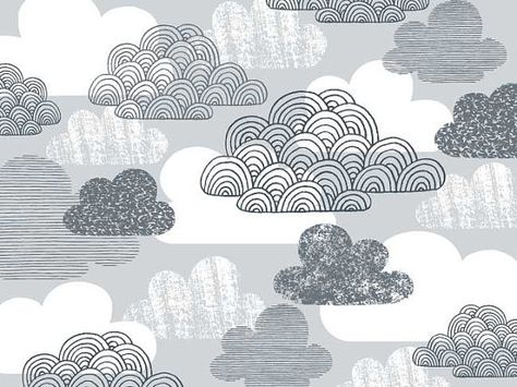 Drifting Clouds, limited edition giclee print 8 x 10ins http://www.etsy.com/shop/EloiseRenouf?ref=pr_shop