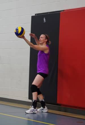 Ace Your Game With These Volleyball Serving Tips Volleyball Usa Volleyball Athlete