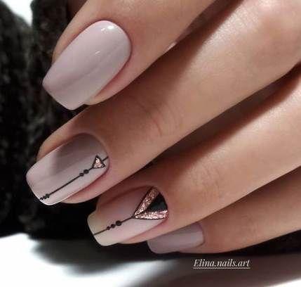 33 New Ideas Nails Art Tumblr Design Simple Acrylic Nails Nail Art Diy Nails Sencillas