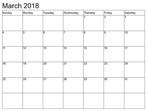 March 2018 calendar UK March 2018 Calendar Pinterest March - julian calendar template