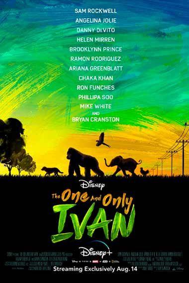 El Unico Y Gran Ivan One And Only Ivan Disney Plus Bryan Cranston