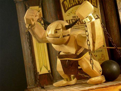Mekanikos vs. The Minotaur by Dug North